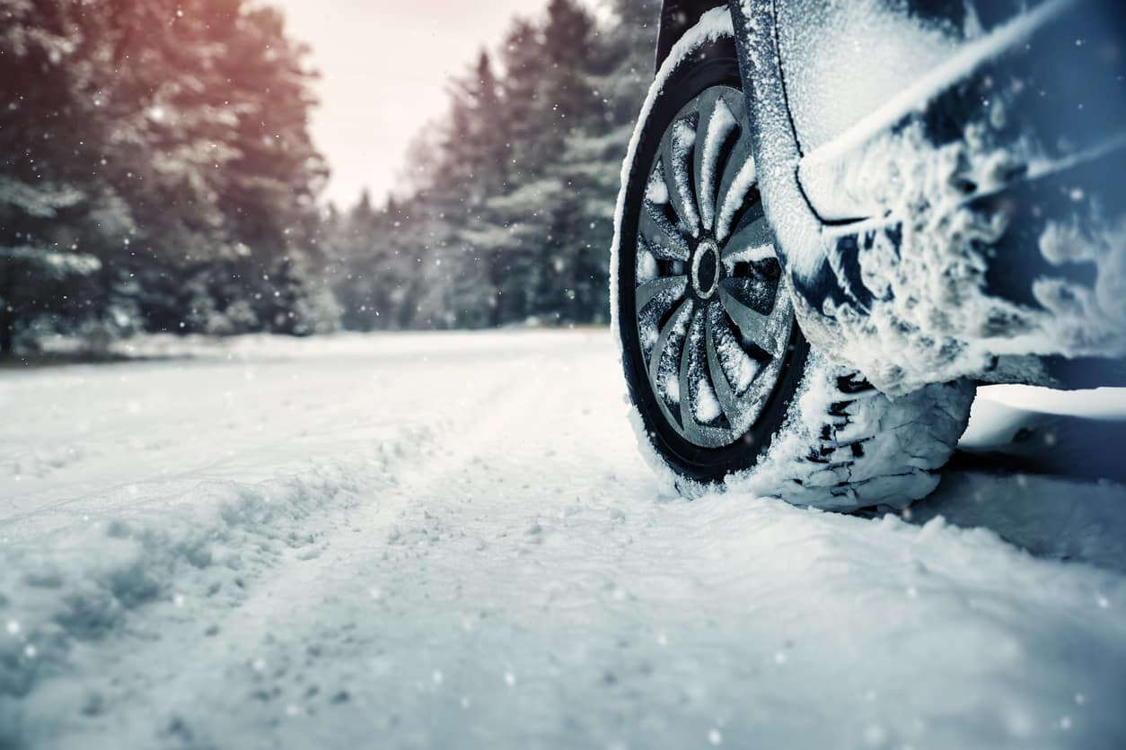 Do I need snow tires Matthews-Hargreaves Chevrolet Royal Oak