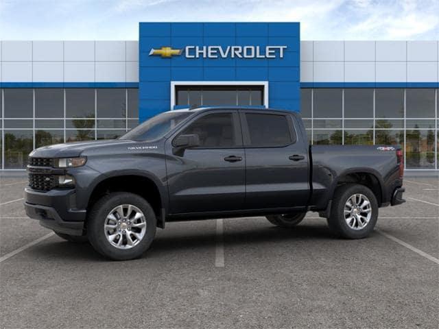 2020 Chevrolet Silverado Custom 4WD