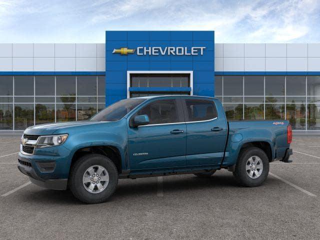 2019 Colorado Work Truck 4WD