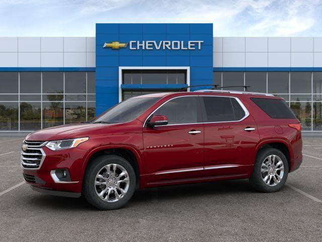 2018 Chevrolet Traverse AWD