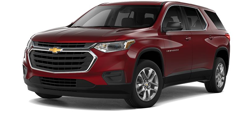 Chevy Traverse Lease