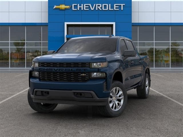 2020 Chevrolet Silverado Custom Crew 4x4 Lease Offer