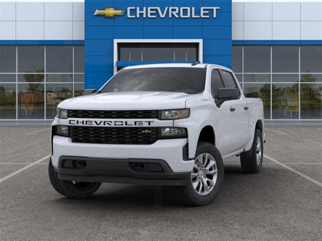 2020 Chevrolet Silverado Custom Crew 4x4