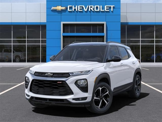 Get Into Your All New 2021 Chevrolet TrailBlazer During The Chevy Cyber Sales Event