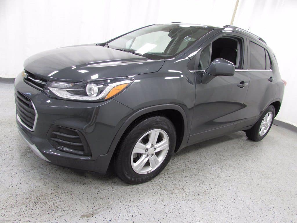 2018 Chevrolet Trax CPO Special Offer