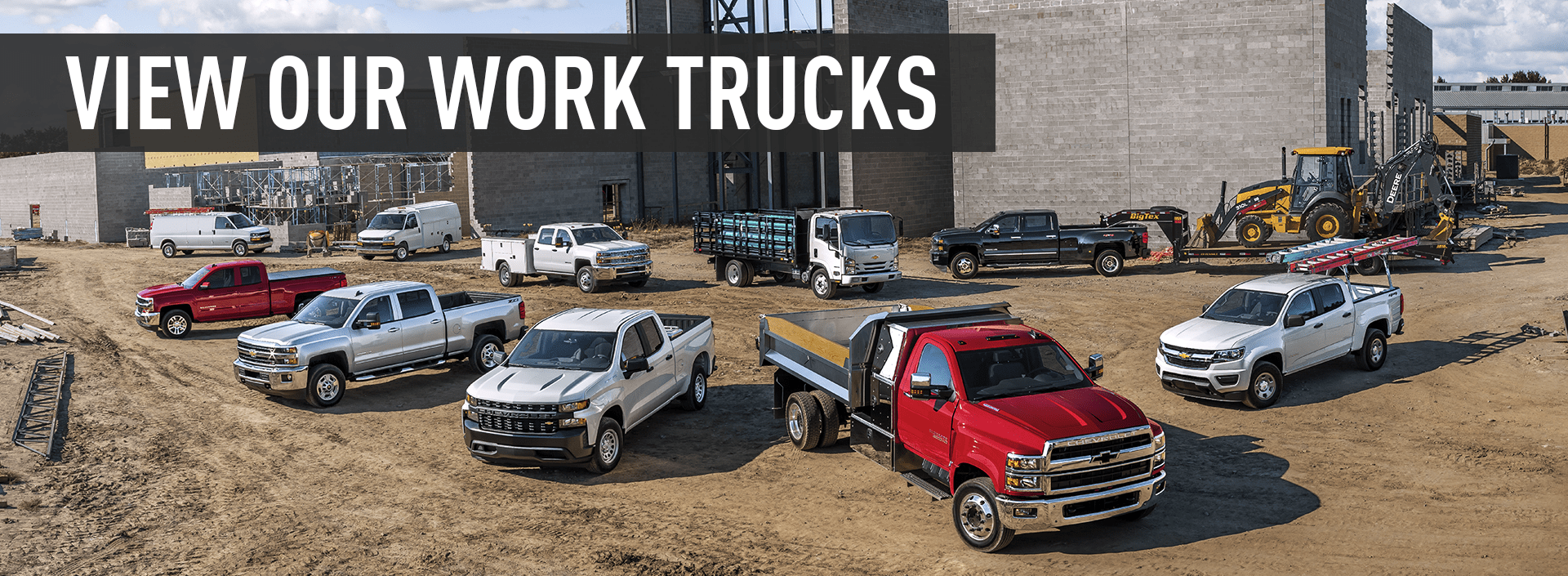 Chevrolet Work Trucks