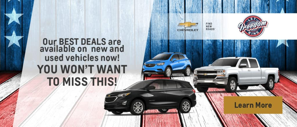 Best Deals on New and Used Vehicles