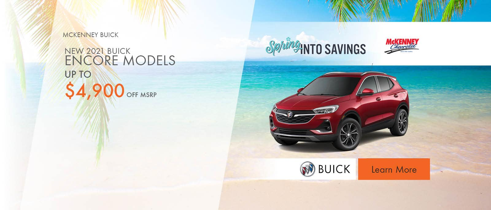 2021 Buick Encore Models up to $4,900 off MSRP