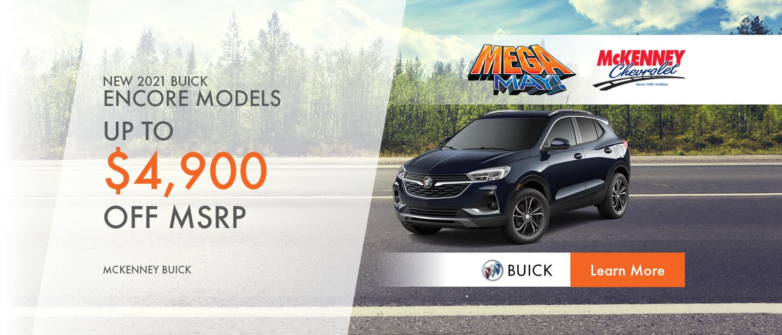 2021 Buick Encore Models