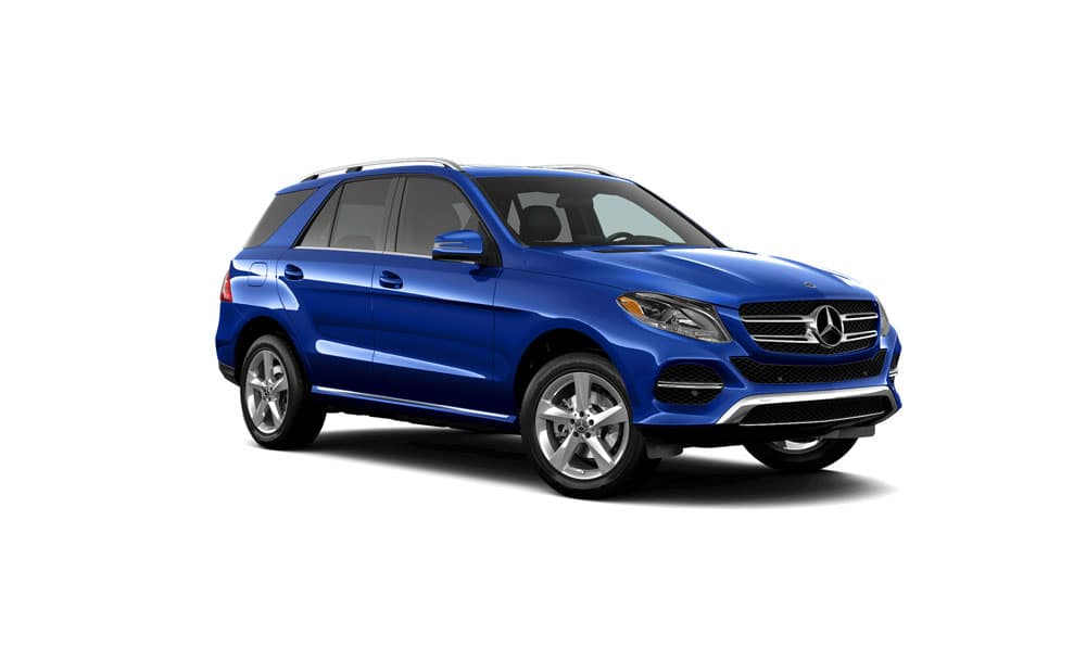 2018 Mercedes-Benz GLE 350 Lease Offer