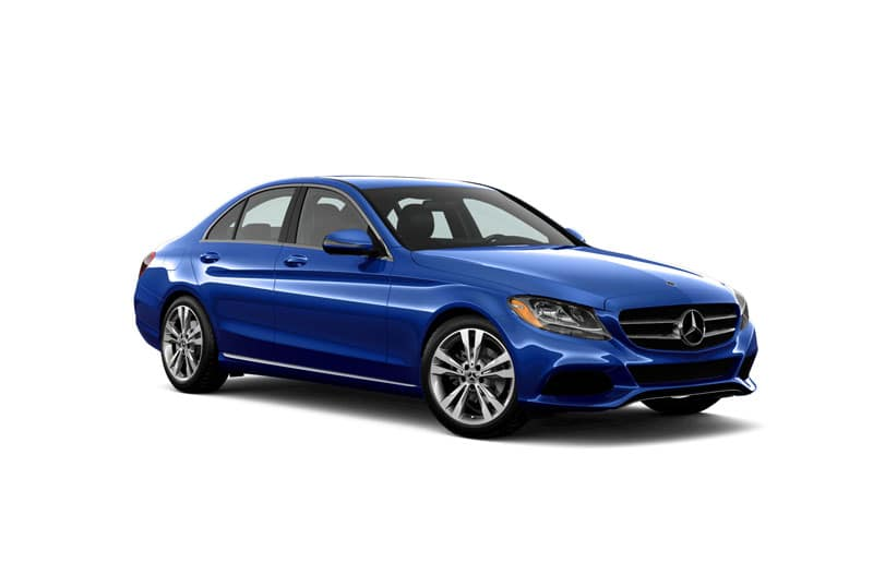 2018 Former Courtesy C 300 Models