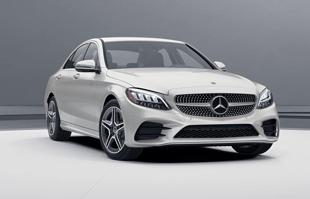 Pre-owned 2019 C 300 Special Offer