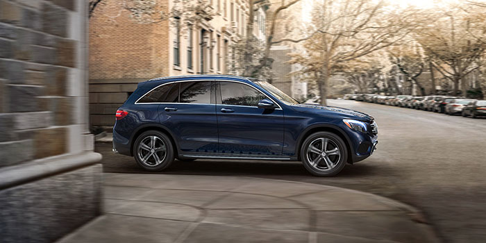 2017 GLC 300 4MATIC®