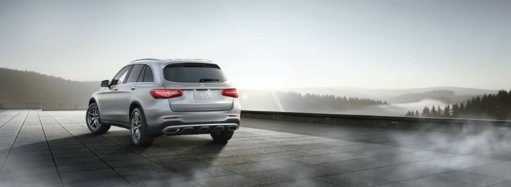 2019 GLC 300 SUV 4MATIC®