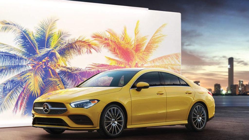 2021 CLA 250 4MATIC® Coupe