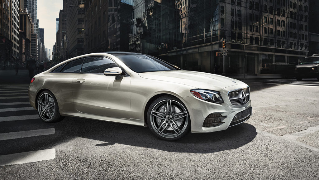 2019 E 450 4MATIC® Coupe