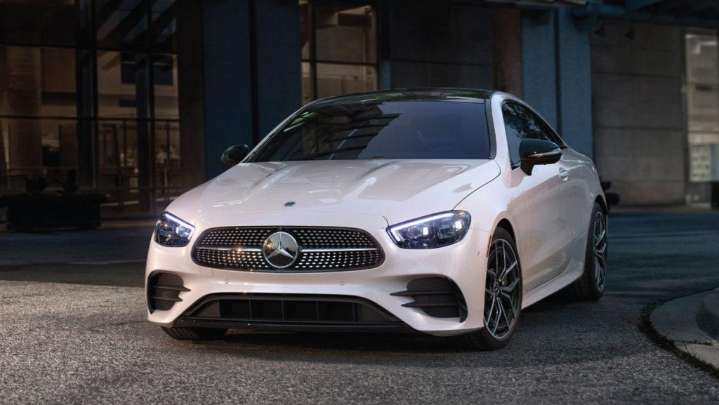 2021 E 450 4MATIC® Coupe