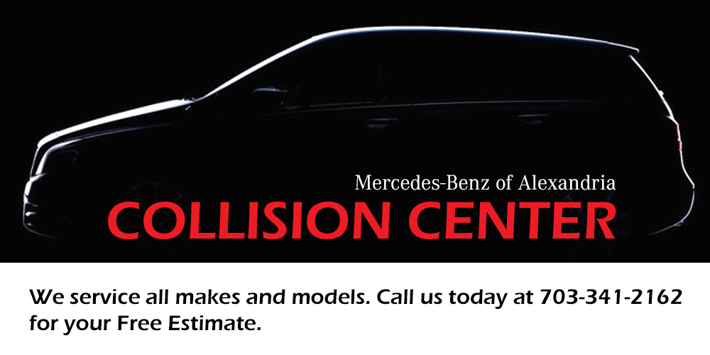 Body shop specials washington dc auto repair for Mercedes benz collision center