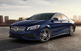 2018 Mercedes-Benz CLA Coupe in Alexandria