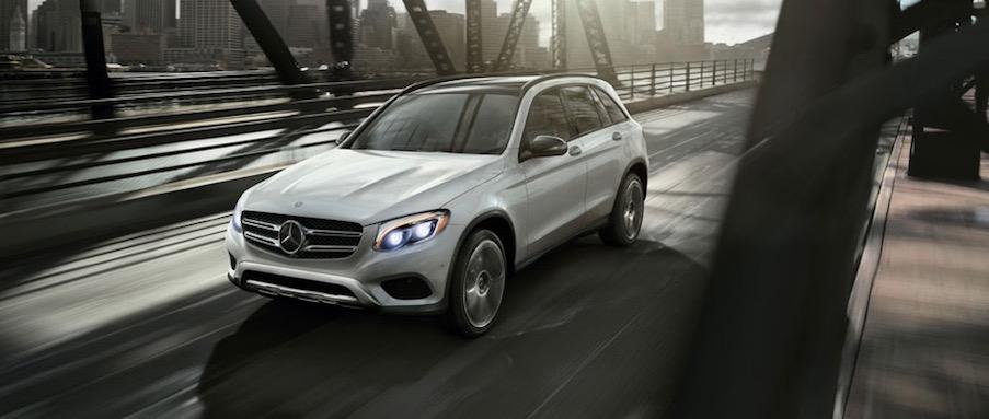 2018 Mercedes-Benz GLC SUV available near Washington DC