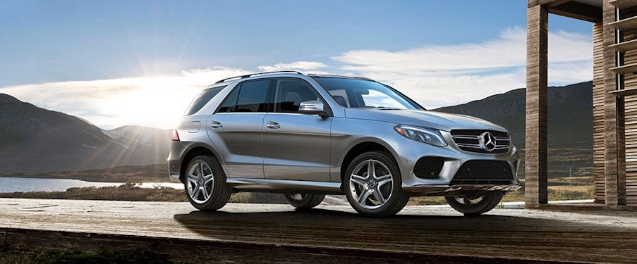 2018 Mercedes-Benz GLE SUV available near Prince George's County