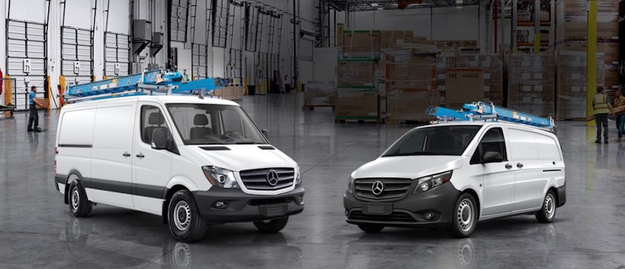 2018 Mercedes-Benz Metris available near Washington DC