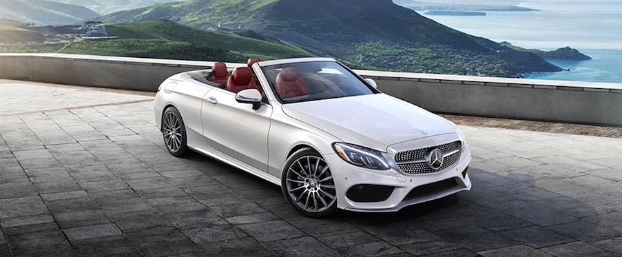 2018 Mercedes-Benz C-Class Cabriolet available near Washington DC