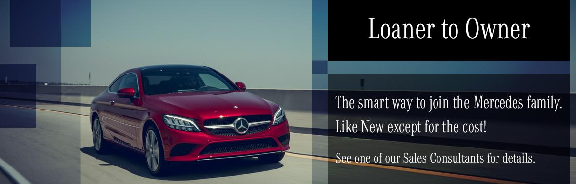 Mercedes-Benz Loaner Cars for sale in Alexandria VA
