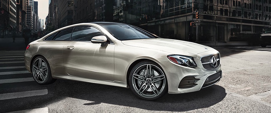 2018 Mercedes-Benz E-Class Coupe available near Washington DC