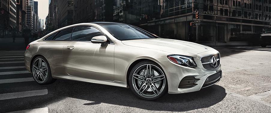 2018 mercedes benz e class coupe alexandria dealer for Mercedes benz service alexandria