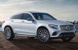 2018 Mercedes-Benz GLC Coupe in Alexandria