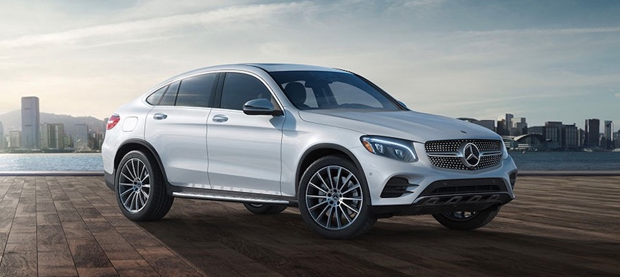 2018 Mercedes-Benz GLC available near Washington DC