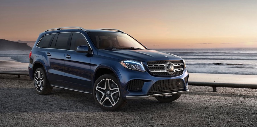 2018 Mercedes-Benz GLS near Prince George's County