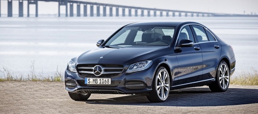 Used Mercedes-Benz C-Class convenient to Prince George's County