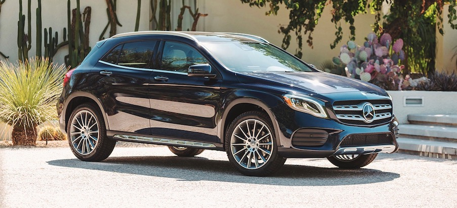 2019 Mercedes-Benz GLA SUV available in Alexandria