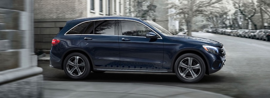 2019 Mercedes-Benz GLC SUV available near Washington DC