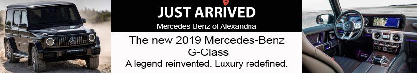 Mercedes-Benz G500 Alexandria