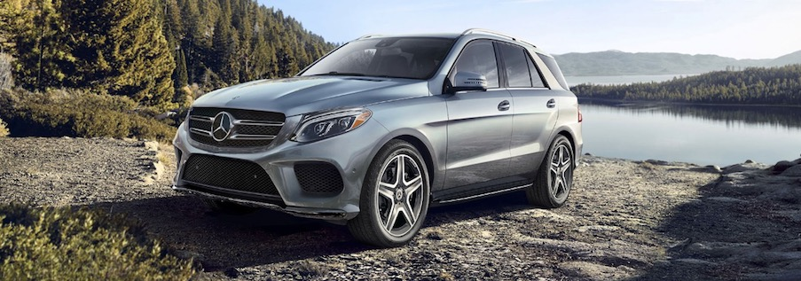 New Mercedes-Benz SUVs available near Washington DC