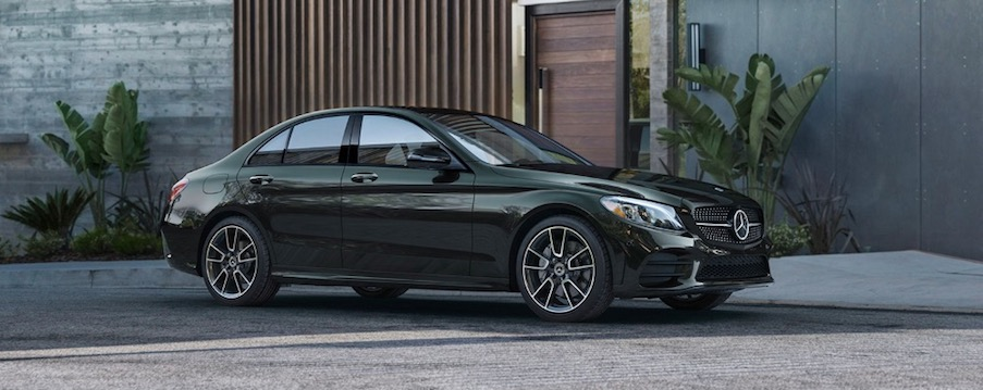 2019 Mercedes-Benz C-Class available in Alexandria