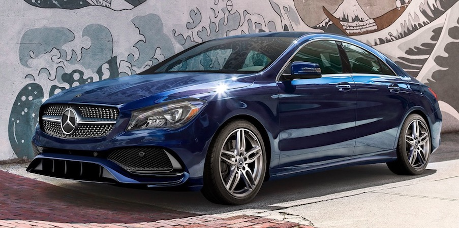 2019 Mercedes-Benz CLA Coupe available in Alexandria