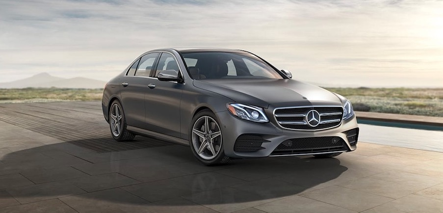 2019 Mercedes-Benz E-Class Sedan available in Alexandria