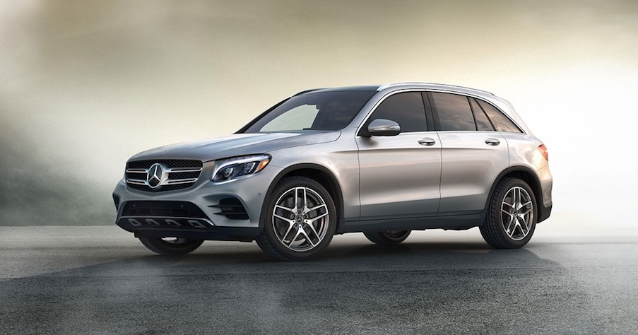 2019 Mercedes-Benz GLC SUV available in Alexandria
