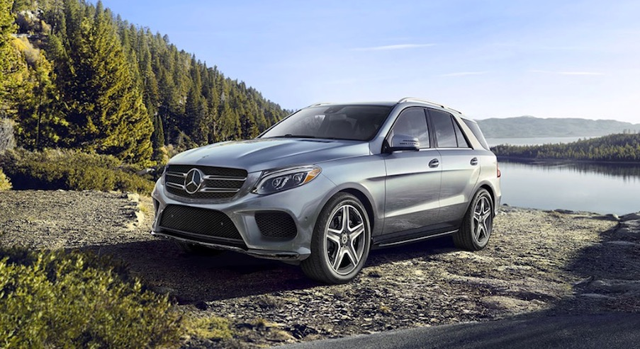 2019 Mercedes-Benz GLE SUV available in Alexandria