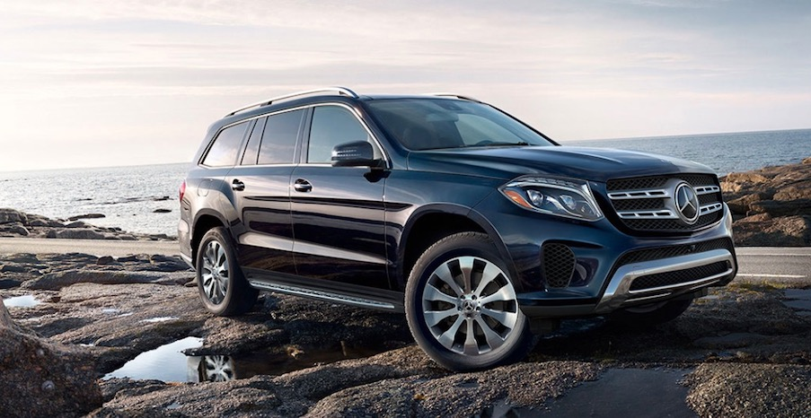 2019 Mercedes-Benz GLS SUV available in Alexandria