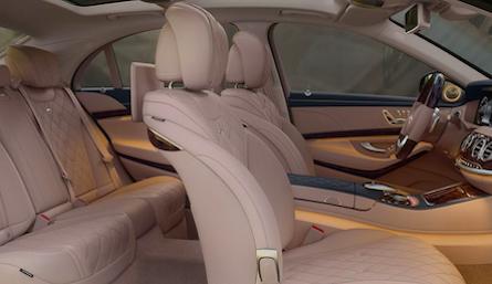 2019 Mercedes-Benz S-Class Interior