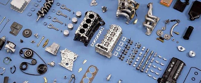 OEM Mercedes-Benz Parts