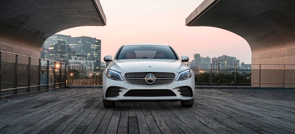 2019 Mercedes-Benz C-Class Sedan available near Washington DC