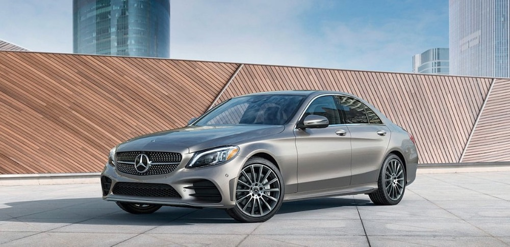 2019 Mercedes-Benz C-Class Sedan available in Northern Virginia
