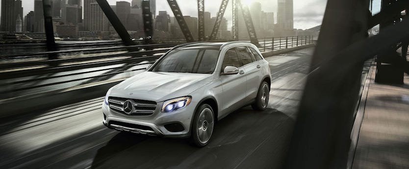 2019 Mercedes-Benz GLC Available in Alexandria