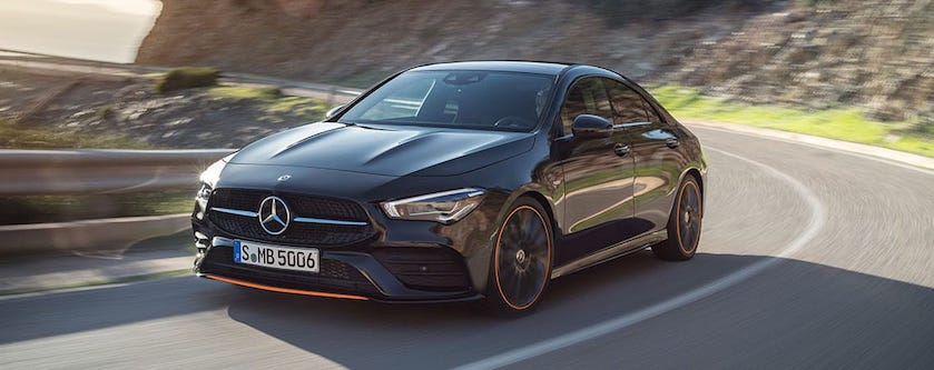 2020 Mercedes-Benz CLA coming soon to Mercedes-Benz of Alexandria